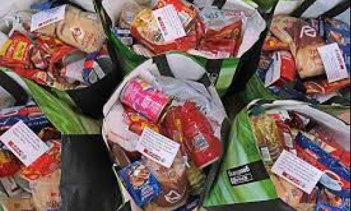 OneFarm Share distributes more than 80 tons of food to KZN unrest relief / rebuilding?