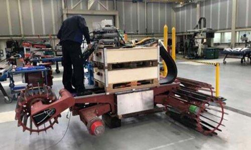 E-robotiller to combat soil compaction emission-free