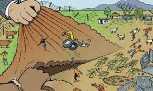 A BRITISH LEGAL EXPERT'S OPINION ON EXPROPRIATION OF LAND WITHOUT COMPENSATIO