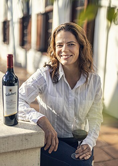 LIBERTAS APPOINTS LIZELLE GERBER AS NEDERBURG'S NEW CELLAR-MASTER   -South Africa